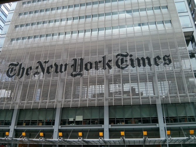 《紐約時報》要當領頭羊,希望能帶領媒體一同打假