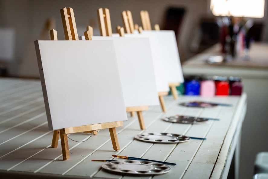 Small easels