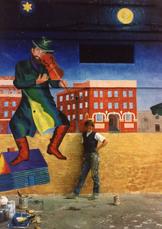 Marc Chagall Returns To Venice Beach