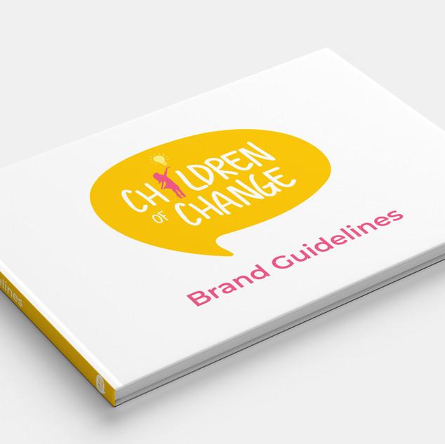 Children of Change Re-Brand