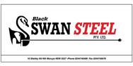 Black Swan Steel