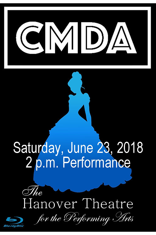 CMDA 2:00 PM SHOW 2018 BLURAY - SHIPPED TO ADDRESS OF CHOICE