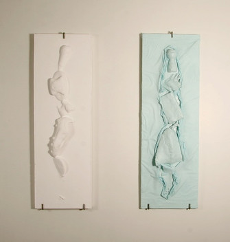 Untitled Diptych