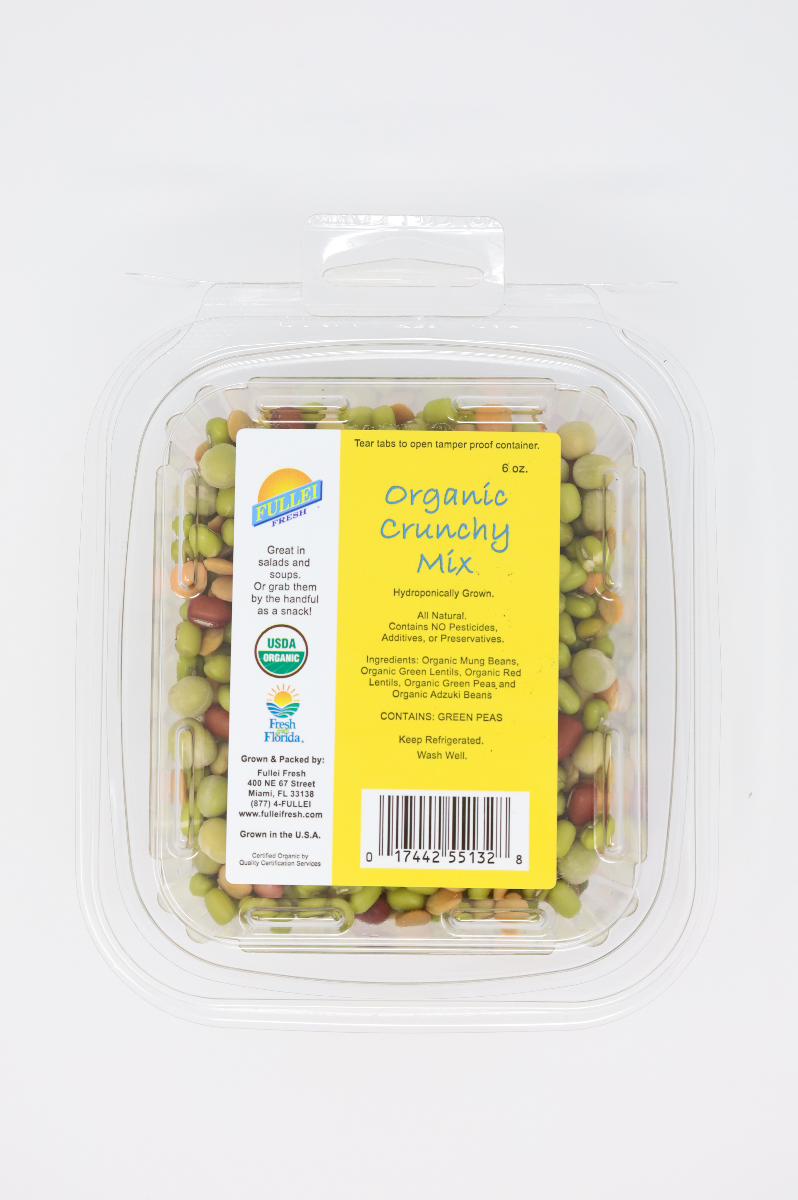 Organic Crunchy Mix