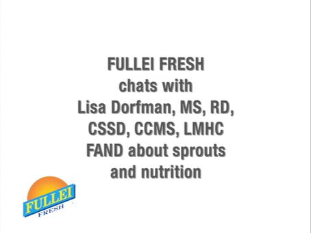 Meet Chef Ambassador Lisa Dorfman