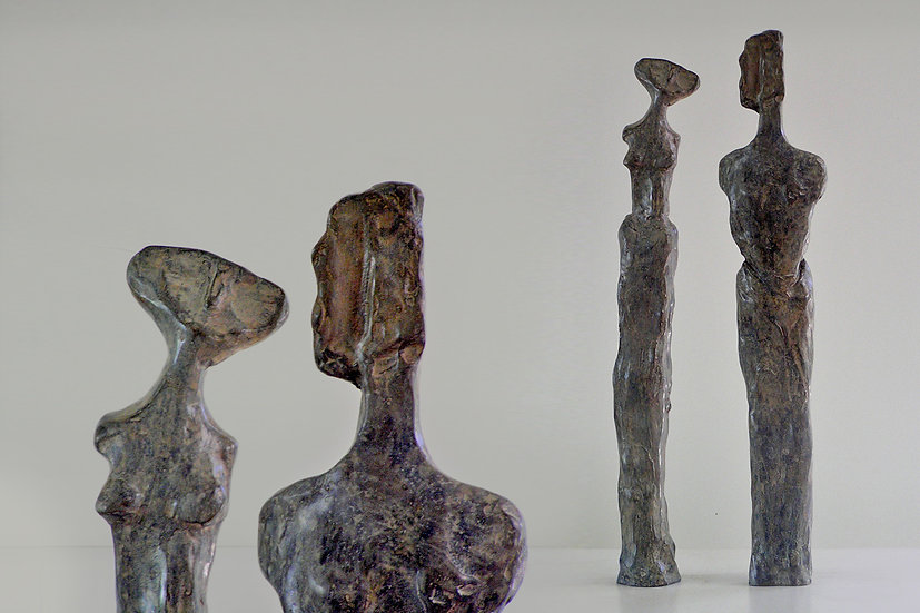 זוג 2, 2005 (s022 מחיר לפסל)