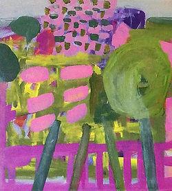 ציורים אבסטרקטיים לסלון