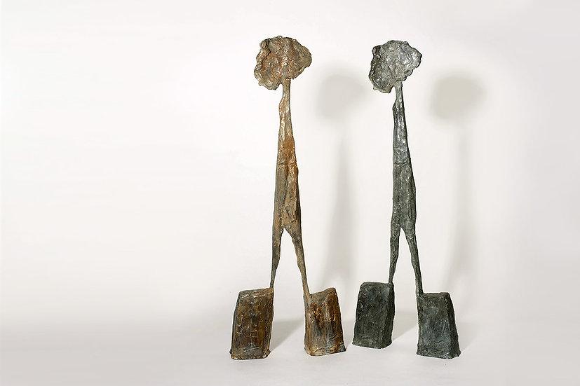 ההלך, 2007 (s039 מחיר לפסל)