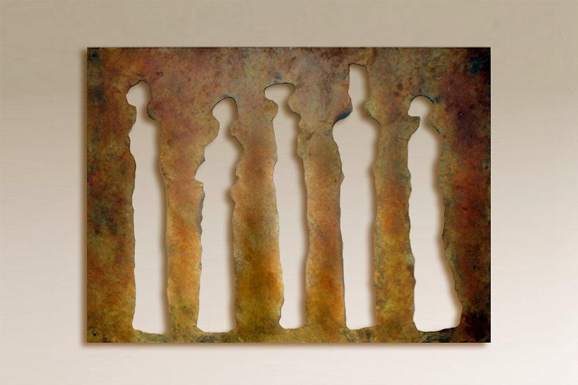 חמש צלליות, 2007 (s045B)