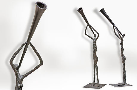 [s077] Vuvuzela Player