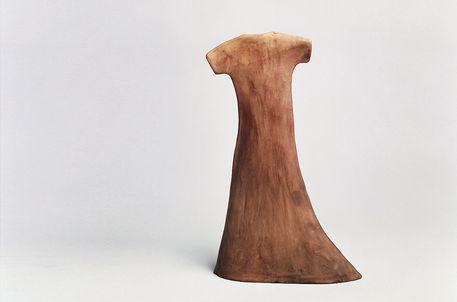[s012] Brown Dress