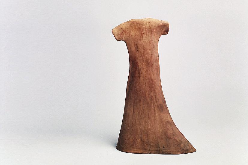 שמלה חומה, 2002 (s012)
