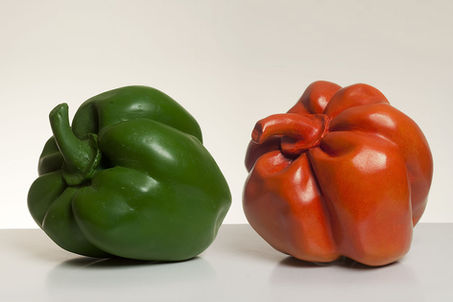 [s027] - Red & Green Peppers