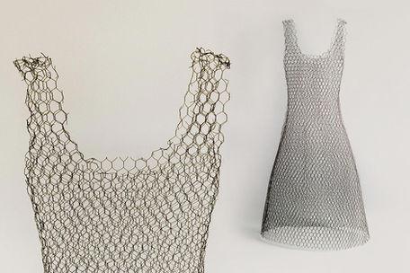 [s016] Wire Dress
