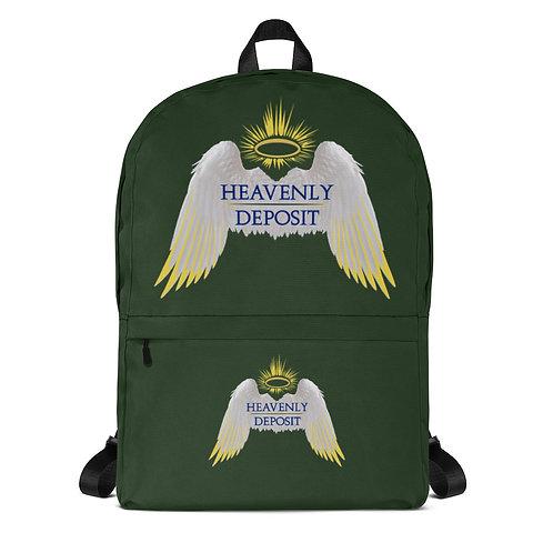 Trendy Heavenly Deposit Backpack - Myrtle