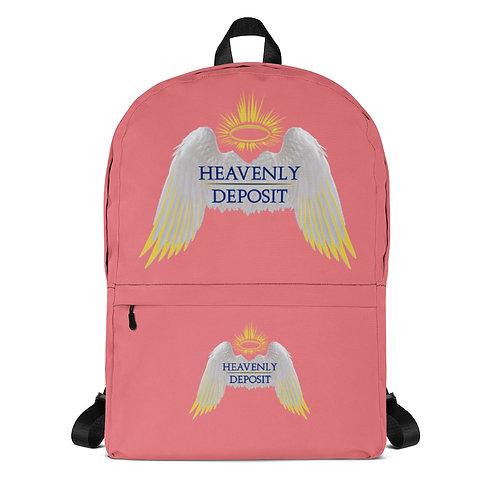 Trendy Heavenly Deposit Backpack - Froly