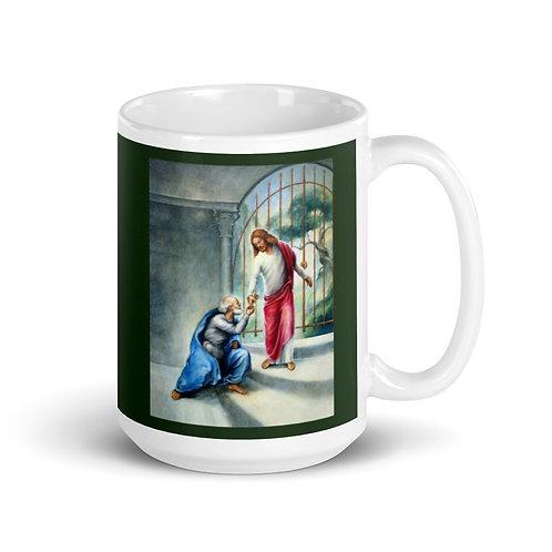 Keys To The Kingdom Mug - 15 oz - Myrtyle