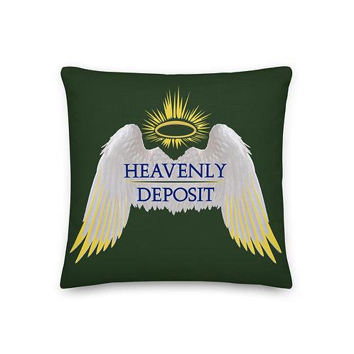 Heavenly Deposit Throw Pillow 19 inch - Myrtle
