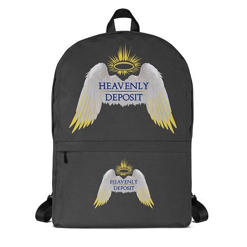Trendy Heavenly Deposit Backpack - Eclipse