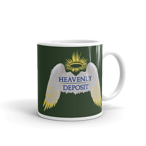 Heavenly Deposit 11 oz Mug- Myrtle