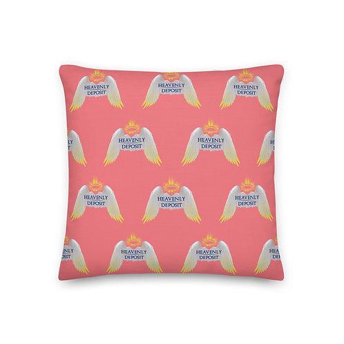 Designer Heavenly Deposit Throw Pillow 19 inch - Froly