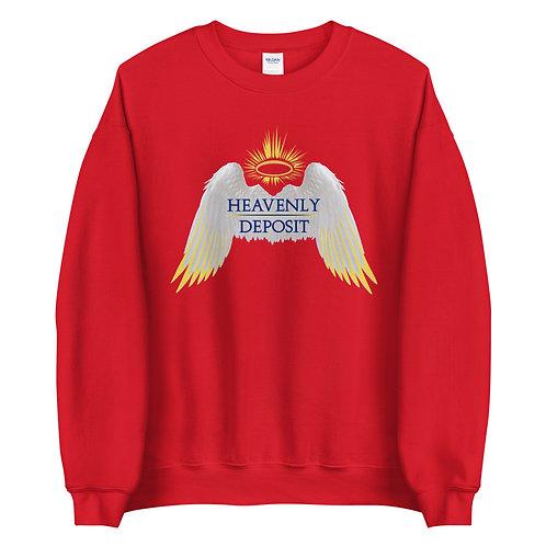 Heavenly Deposit Sweatshirt