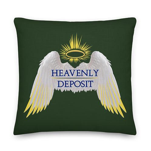 Heavenly Deposit Throw Pillow 22 inch - Myrtle