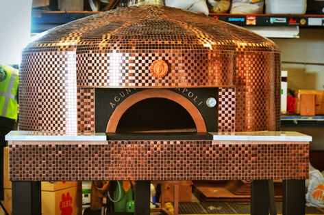 Wood Fired Pizza Ovens
