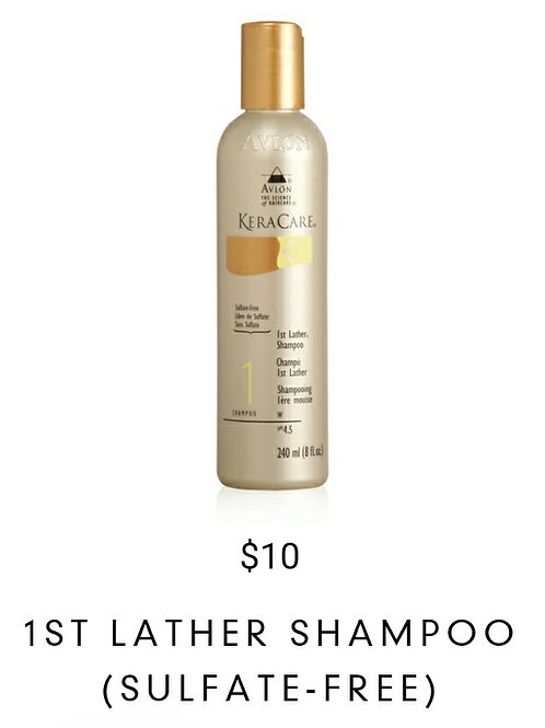 !st Lather Shampoo
