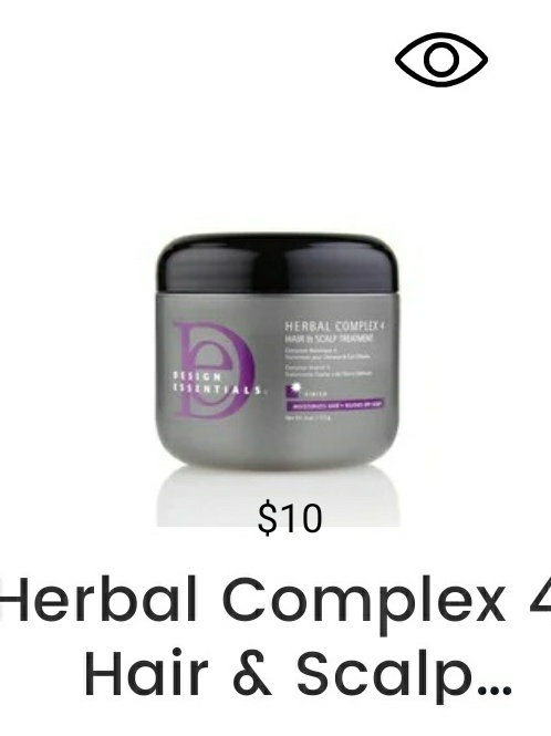 Herbal Complex 4 Hair and Scalp