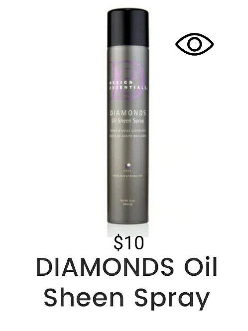 Diamonds Oil Sheen Spray