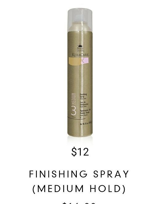 Finishing Spray ( Medium Hold)