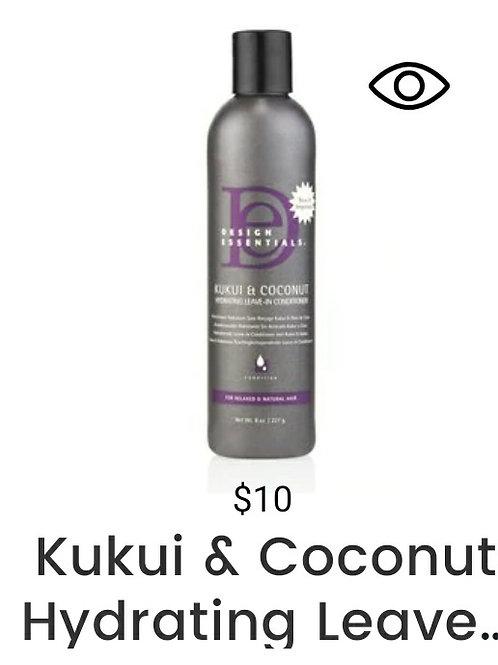 KuKii & Coconut Hydrating Lotion