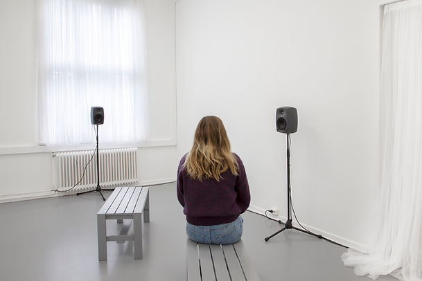 I stemmenes rom finnes jeg ikke_HanneDah