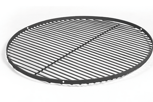 Grote Stalen Grillroosters (incl. ophanging van zwarte staalkabel)