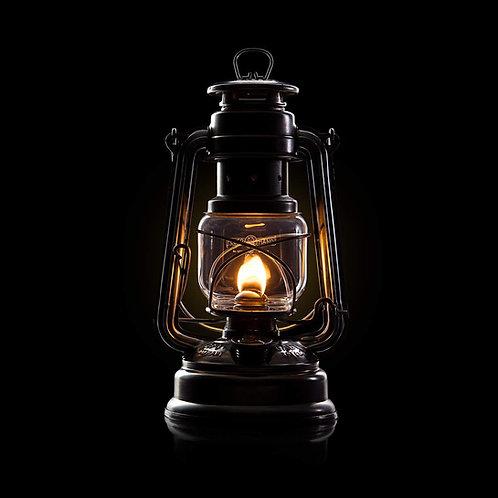 Feuerhand stormlamp | matzwart