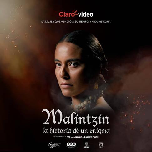 """Malintzin """" la historia detrás de un enigma"""""""