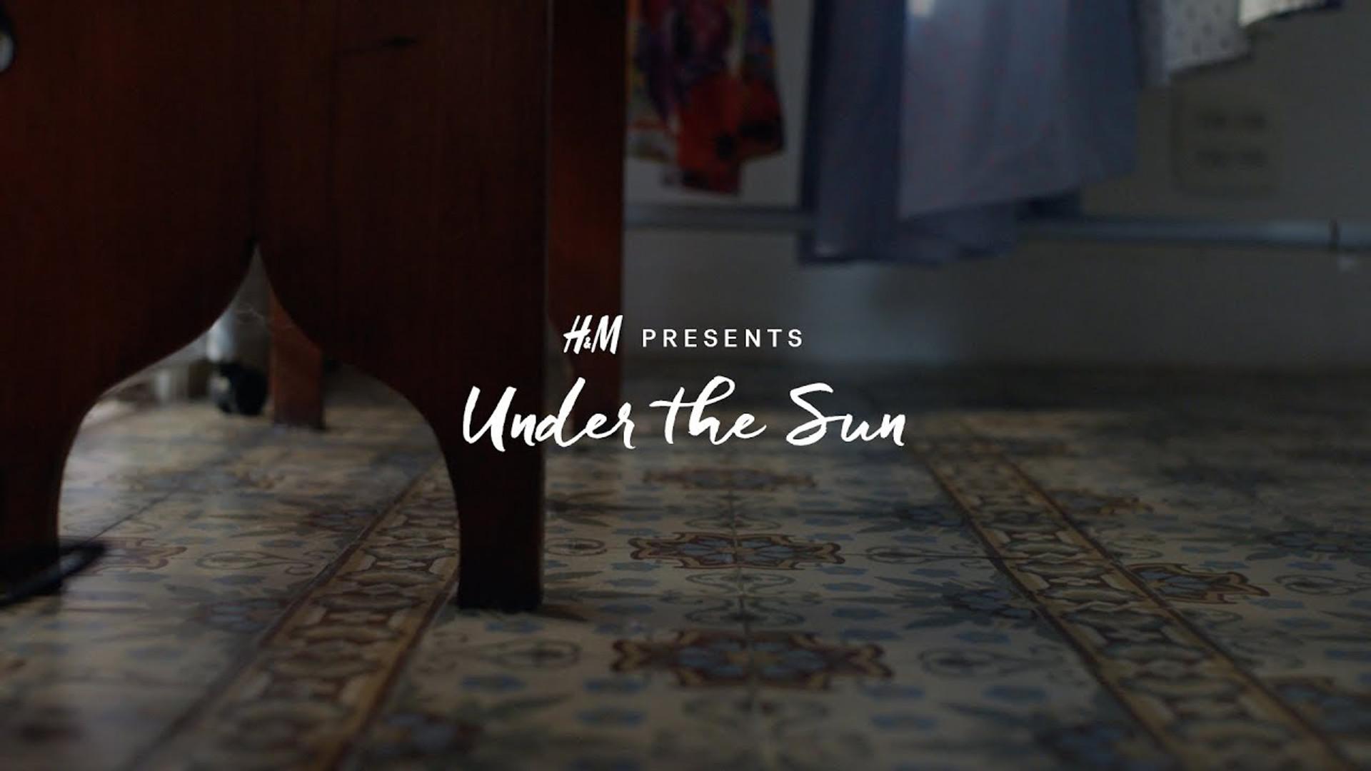 UNDER THE SUN - H&M