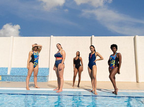Our bodies. Our swim - Adidas 2