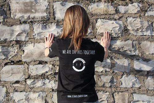 ZETA T-Shirt black