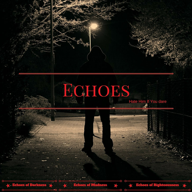 Echoes of Darkness Book Cover