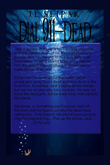 Blurb About Dial 911-Dead