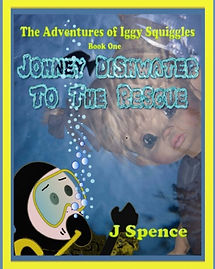 Johney Dishwater To The Rescue!
