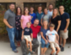 Virgil Peck Family