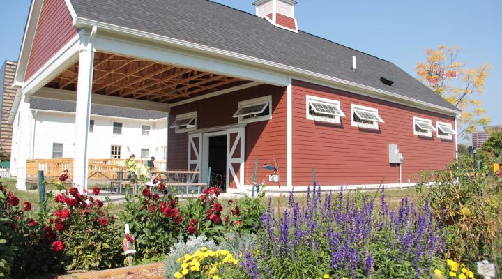 Senior Garden Center