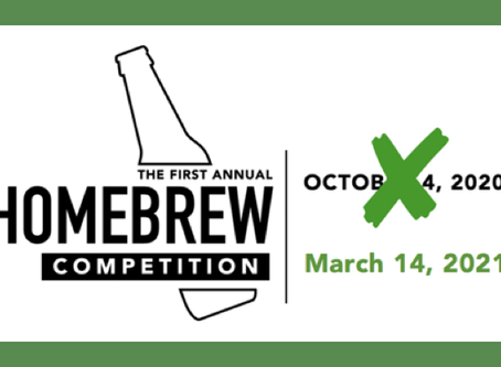 Local Section to Host Home Brewing Competition in March 20201!