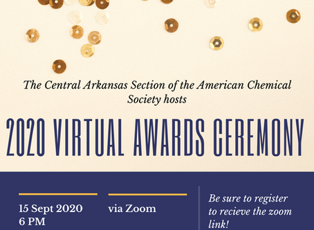 2020 Awards Ceremony Goes Virtual!