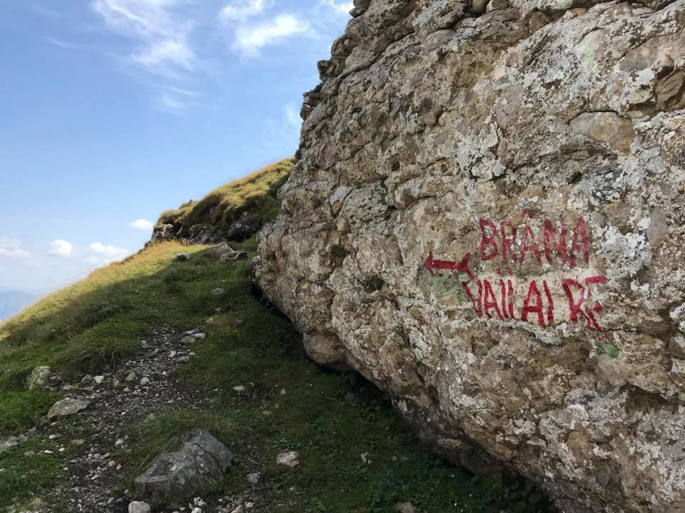 Muntii Bucegi Valea Alba Gherasim Andrei