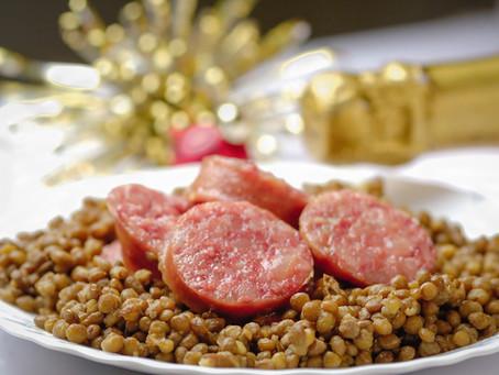 Újévi étkek a Korhelyben!