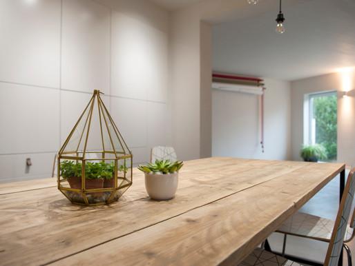 Van losse planken tot tafel